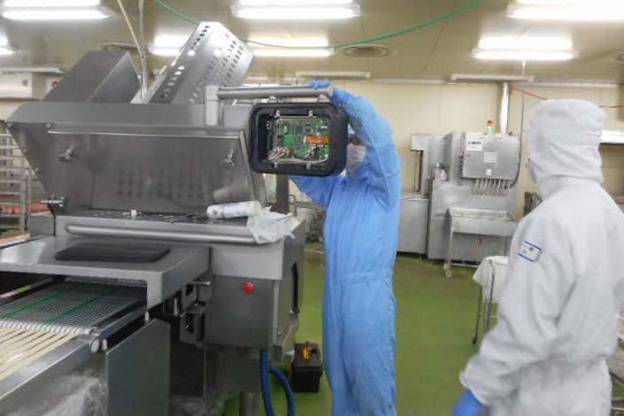 [中途正社員]食品工場の営繕・設備保全