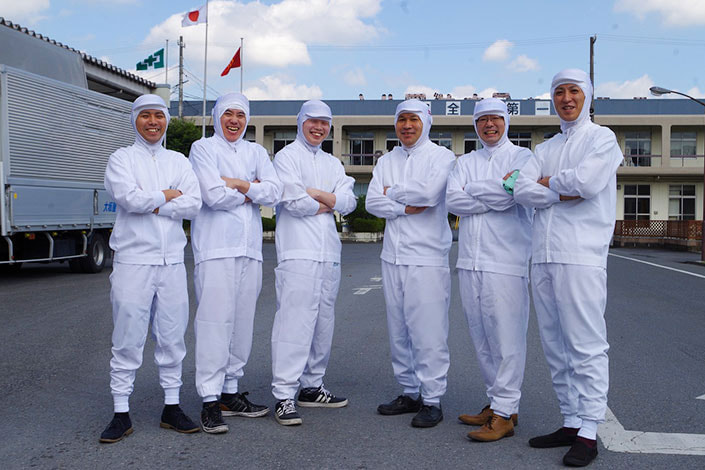 食肉加工品の製造職